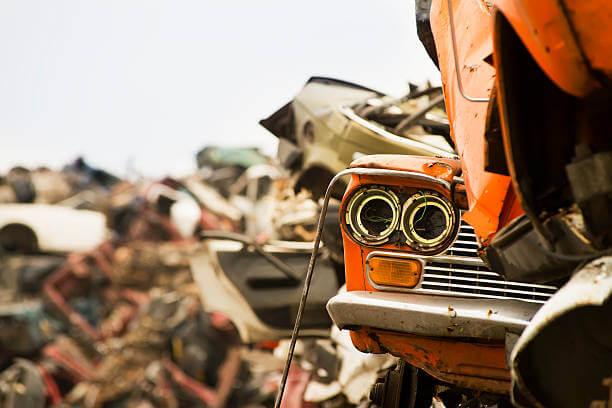 Eco-friendly Scrap Car Recycling