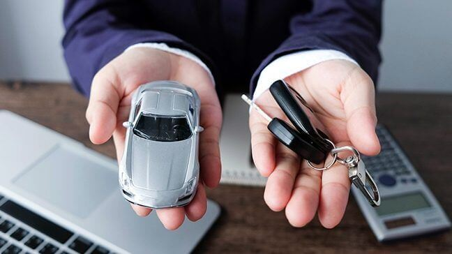 Fast, Easy, Simple, Car Selling Process